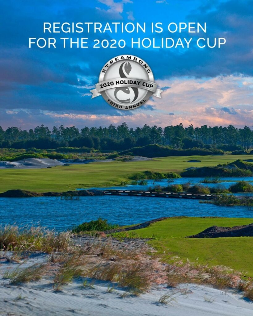 Please join us for the Third Annual Streamsong Holiday Cup December 12-14, 2020. Our final tournament of the season promises to be one of our best. This year's tournament will be highlighted by play on the new greens on Streamsong Blue and Streamsong Red. Visit the link in our bio to learn more and register!⁣ . . . #golf #golfcourse #florida #club #course #golfclub #golfer #flgolfer #golfcart #instagolf #instacourse #instacourses #streamsong #streamsongresort #streamsongblack #streamsongred #streamsongblue #HolidayCup #StreamsongHolidayCup