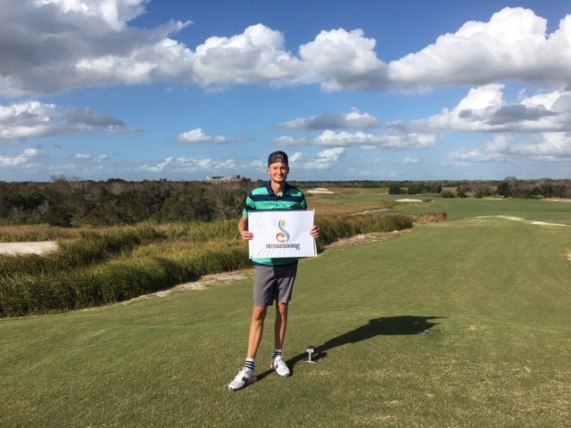 Congratulations to Jared Madsen of South Jordan, Utah for striking a Hole-In-One on Streamsong's famed Bye Hole. Recognized by Links Magazine as one of the best 19th Holes in all of golf, Jared is just the tenth player to make an ace on the Bye Hole at Streamsong. . . . #streamsong #streamsongresort #holeinone #golf #golfer #golffl #lovefl #golfislife #golfcourse #golfing #hitthelinks