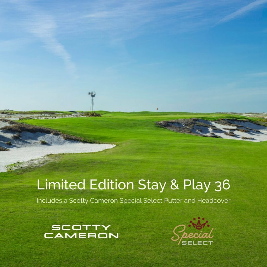 Time is running out to book your Streamsong Limited Edition Stay & Play 36 Package and receive a Scotty Cameron Special Select Putter of your choice. . . . #golf #golfcourse #florida #club #course #golfclub #golfer #flgolfer #golfcart #instagolf #instacourse #instacourses #streamsong #streamsongresort #streamsongblue #streamsongred #streamsongblack