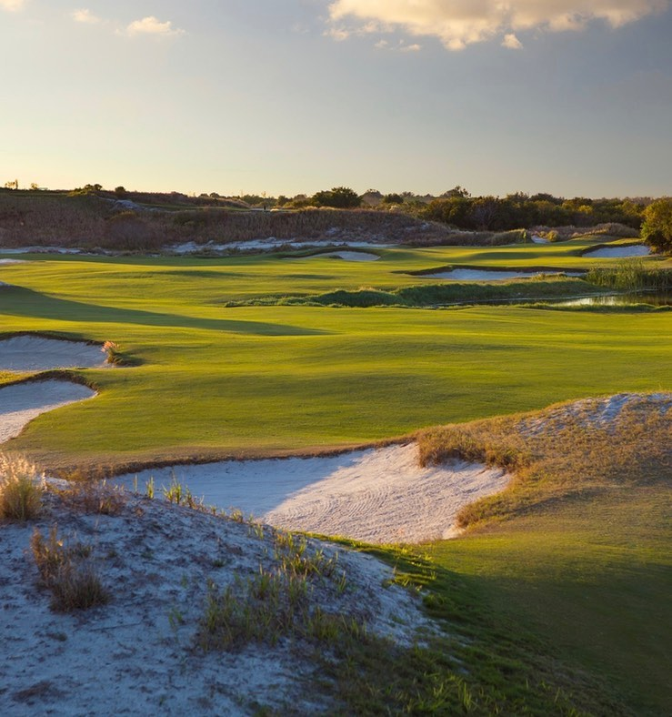 """Streamsong is home to Florida's highest rated golf courses, and the only destination in the world to experience three distinct golf courses designed by four legendary architects."" - The Golf Wire . . . #golf #golfcourse #florida #club #course #golfclub #golfer #flgolfer #golfcart #instagolf #instacourse #instacourses #streamsong #streamsongresort #streamsongblack #streamsongred #streamsongblue"