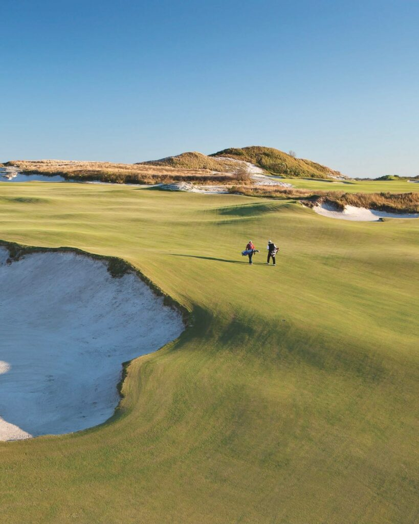 Walk yourself in the incredible sights, sounds and settings of Streamsong by walking your rounds—and also enjoy exclusive access to tee times on Streamsong Blue, Streamsong Red and Streamsong Black.  . . . #golf #golfcourse #florida #club #course #golfclub #golfer #flgolfer #golfcart #instagolf #instacourse #instacourses #streamsong #streamsongresort #streamsongblack #streamsongred #streamsongblue