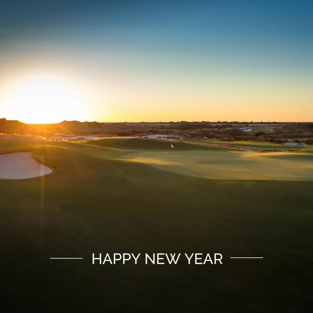 Happy New Year from all of us at Streamsong! 🎉 . . . #golf #golfcourse #florida #club #course #golfclub #golfer #flgolfer #golfcart #instagolf #instacourse #instacourses #streamsong #streamsongresort #streamsongblack #streamsongred #streamsongblue