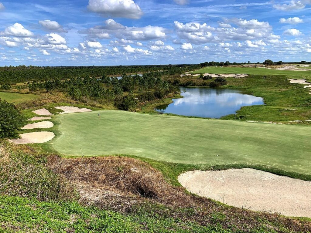 "We were excited to host @TripCaddie on Thanksgiving weekend for their #golftripscoutingmission. The TripCaddie team enjoyed rounds at all 3 courses and visited with our director of golf, Scott Wilson, and our head professional at Streamsong Black, Matt Jordan. They also checked out the Gauntlet putting course, the Roundabout short course and our bass fishing lake while staying 2 nights at The Lodge. The first line from their review says it all: ""@StreamsongResort is PERFECT for your golf buddies trip!"" Join @TripCaddie when they come back to Streamsong in April 2021 with their next #ReadyMadeGolfTrip. Visit TripCaddie.com to get more information and sign up for the trip."