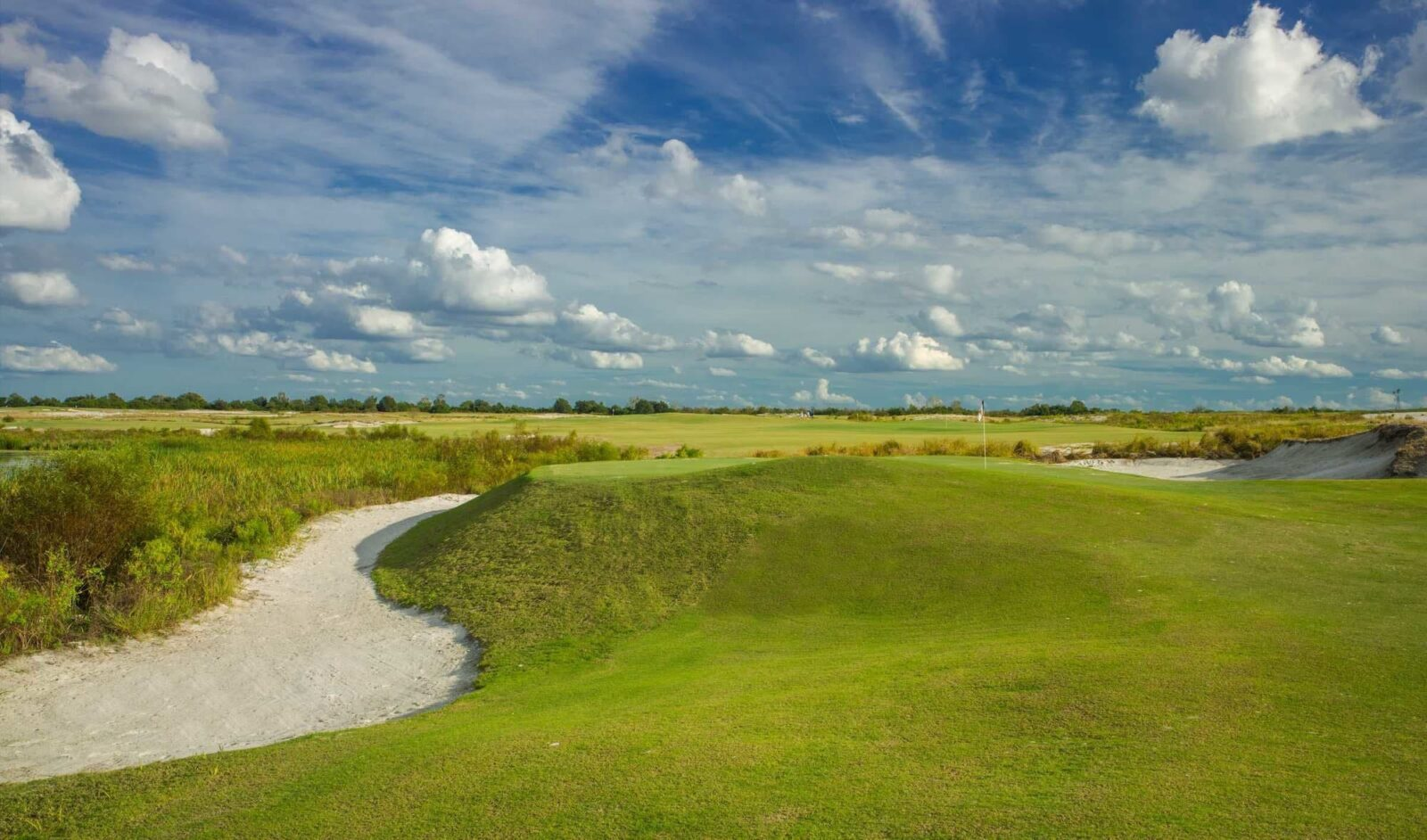 Streamsong Black Roundabout