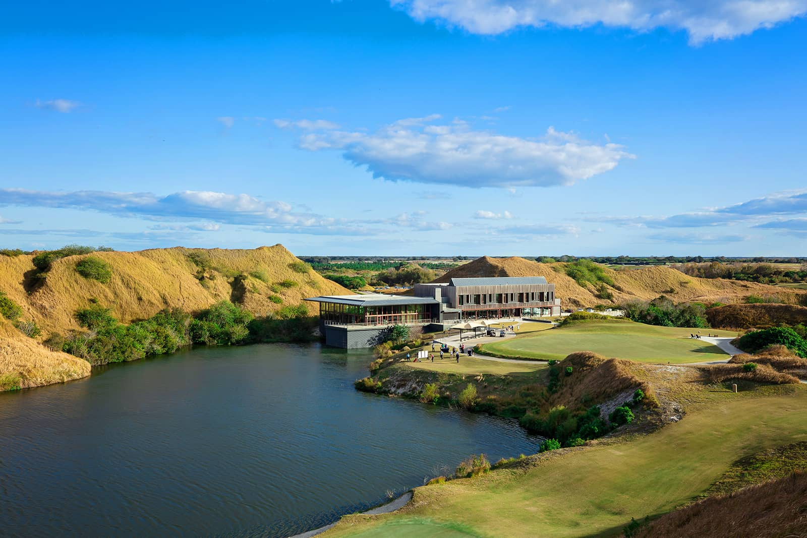 Golf Events at Streamsong
